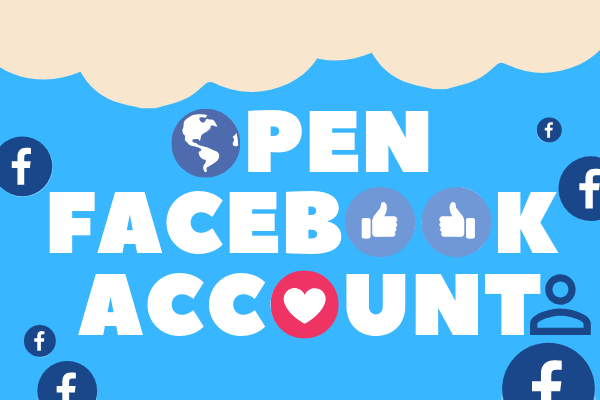 Open Facebook Account
