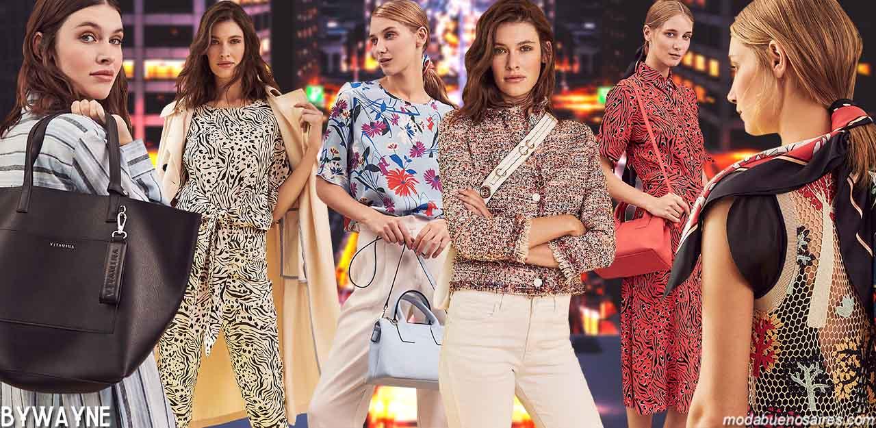 Moda primavera verano 2020 mujer argentina. Moda primavera verano 2020: vestidos, blusas, pantalones primavera verano 2020.