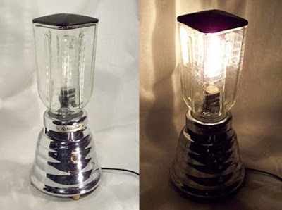 Creative Reused Lamps and Light Designs (40) 19