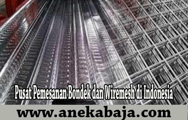 Cara Pemasangan Bondek untuk dak Beton dan Keuntungan Menggunakan Bondek Untuk Dak Beton