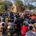 PONTA PORÃ  Empresários protestam contra fechamento de lojas na fronteira