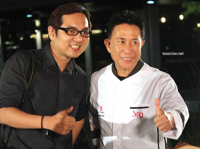 Taste of Malaysia with Martin Yan @ SKY360⁰ Restaurant, One City