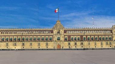 México: Significado, Ubicación, Extensión Territorial y División de Poderes