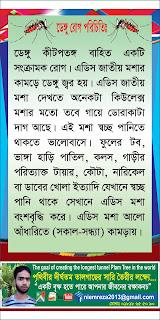 Dengue fever in Bangladesh 2019