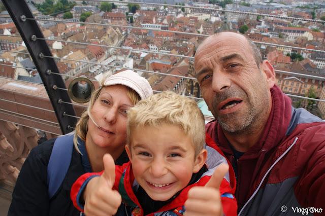 Noi di ViaggiamoHg a Strasburgo