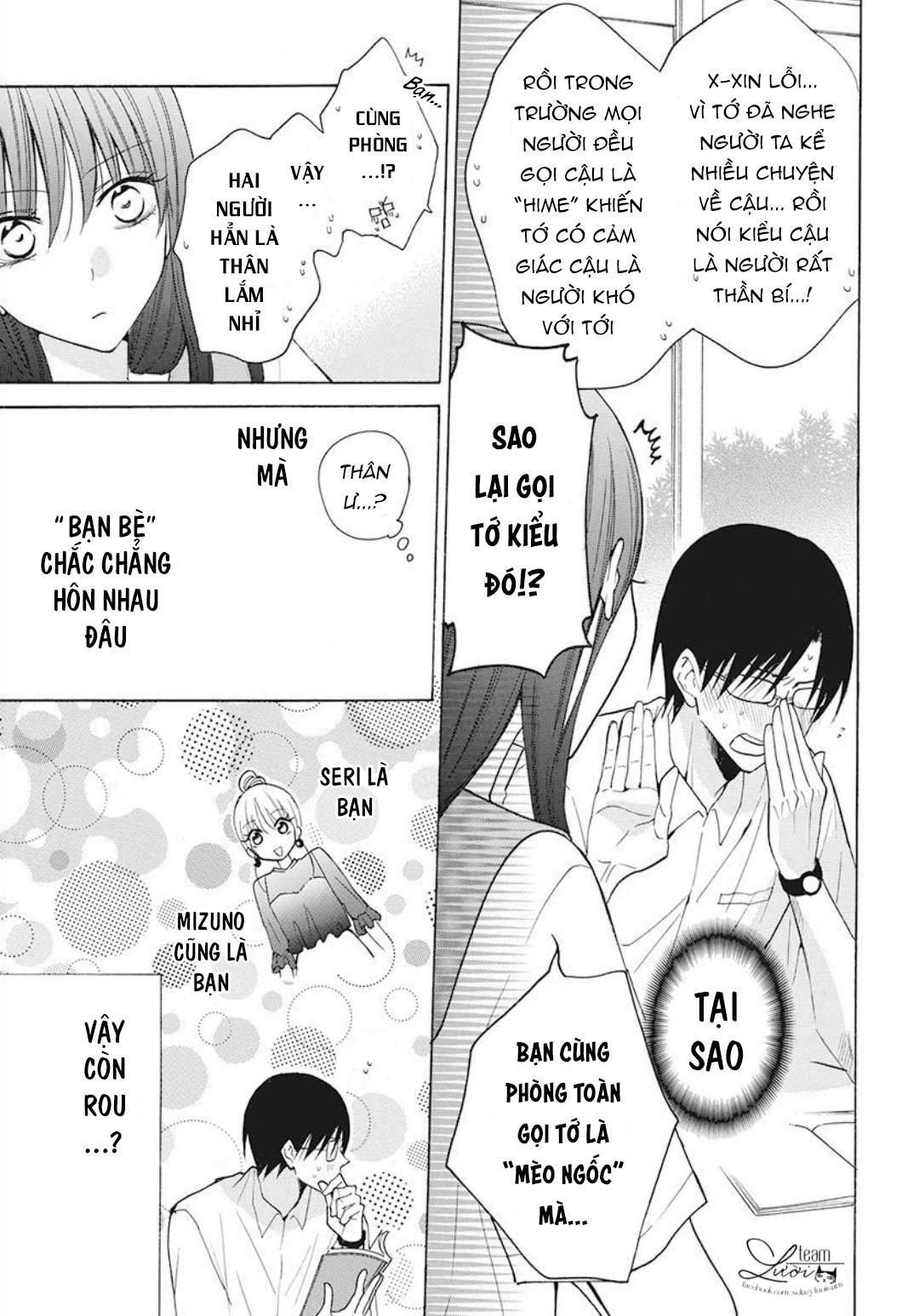 Noraneko to Ookami chap 3 - Trang 27