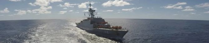 Kenya To Guam, India Outlines Sphere of Interest In The Indo-Pacific With String of Naval Exercise