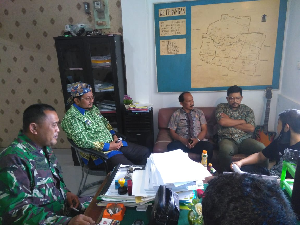 Diskusi Sejarah Desa Ancaran