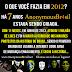 Há 7 anos AnonymousBr4sil estava sendo criada