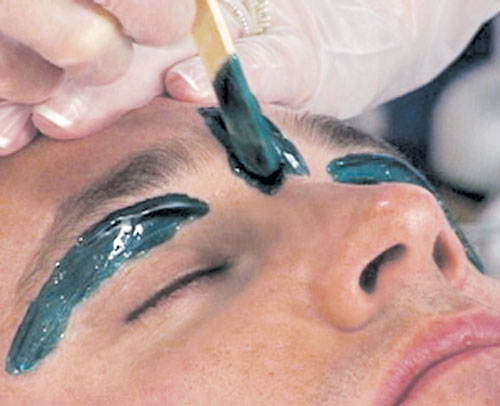 The Edge Salon: Hair Removal for Guys  Waxing