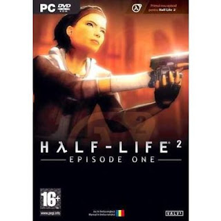 Jaquette de Half-Life 2 : Episode One