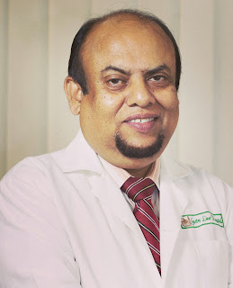 Prof. Dr. Mahbub H Khan - Best iver and Gastroenterology Doctor in Dhaka Bangladesh