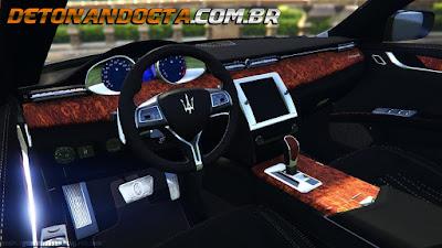 Maserati Quattroporte GTS 2015 para GTA V