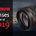 Canon Lenses: The Year in Review, 2019
