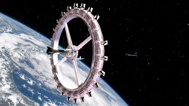 Voyager Station hotel angkasa lepas yang pertama di dunia