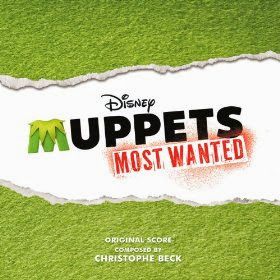 The Muppets Most Wanted Film Score