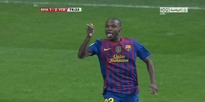 Copa Del Rey : Real Madrid 1 vs 2 Barcelona 18-01-2012