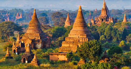 Travel experiences in Myanmar -  Experience the best tourist attractions in Asia ~ I Am Go To