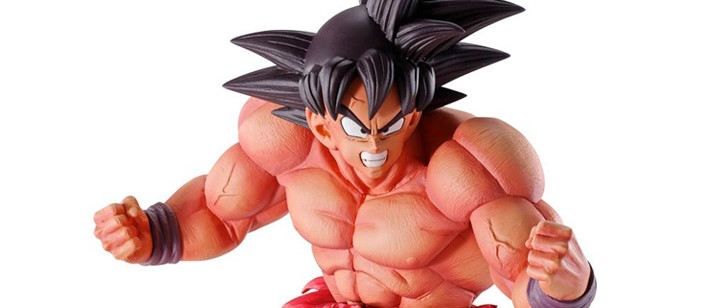 Son Goku Kaioken x3 Ichibansho Dragon Ball EX World Tournament Super Battle
