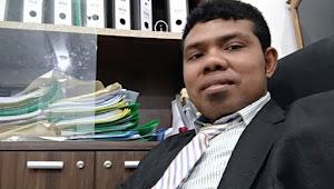 Kades Tude Jual Beras Bansos, Rahmad Nazir; Ini Warning Bagi Para Kades di Alor