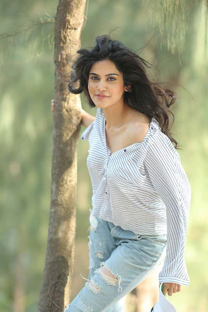 Aaditi Pohankar plays the lead character in Netflix Original Series She