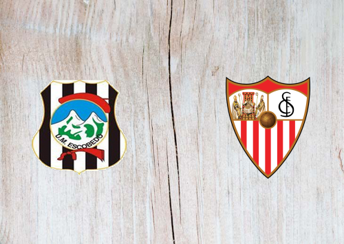 Escobedo vs Sevilla -Highlights 12 January 2020