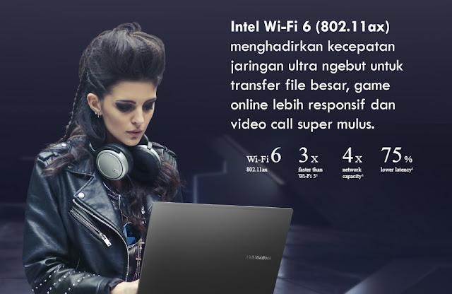 asus vivobook s14 wifi 6
