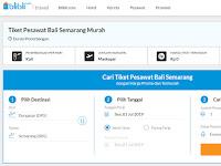 Jual Tiket Pesawat Bali Semarang Semua Maskapai