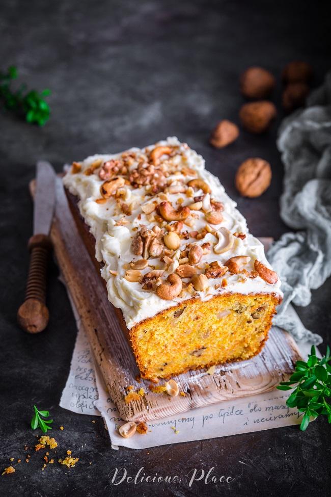 przepis na ciasto marchewkowe wielkanocne