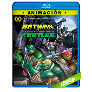 Batman y las Tortugas Ninja (2019) Full HD 1080p Audio Dual Latino-Ingles