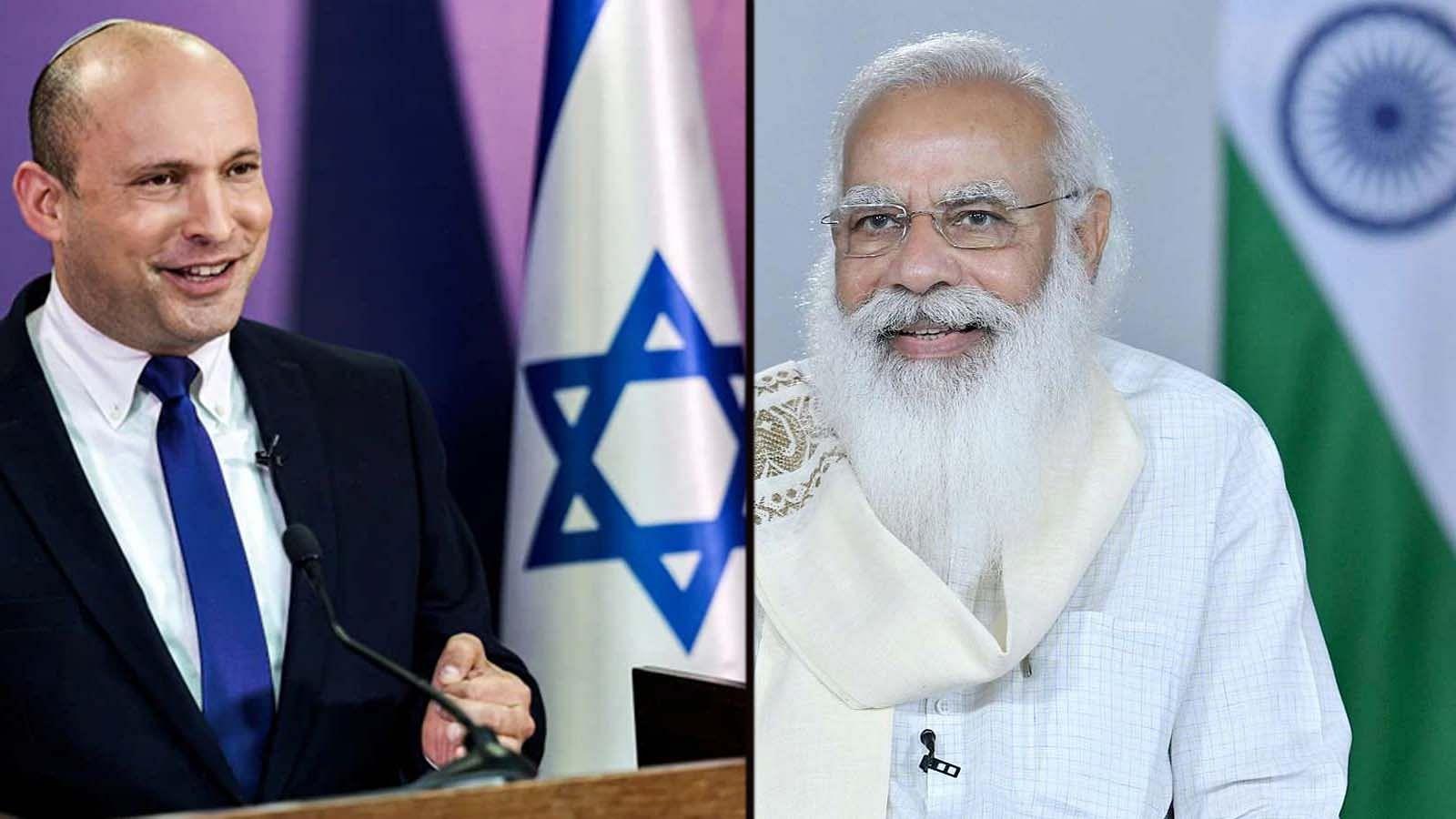 नई दिल्ली / पीएम मोदी ने नफ्ताली बेनेट को इस्राइल का नया प्रधानमंत्री बनने पर बधाई दी