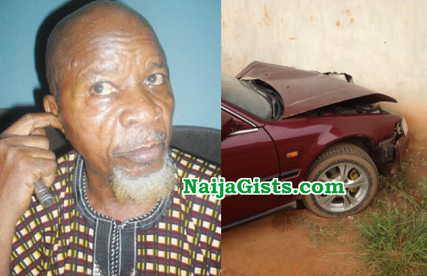 charles olumo agbako accident