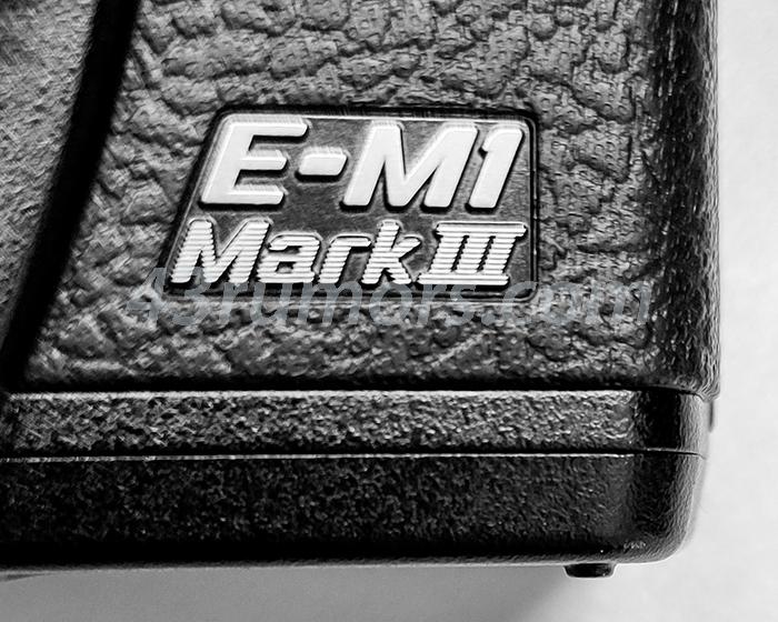Часть корпуса камеры Olympus OM-D E-M1 Mark III