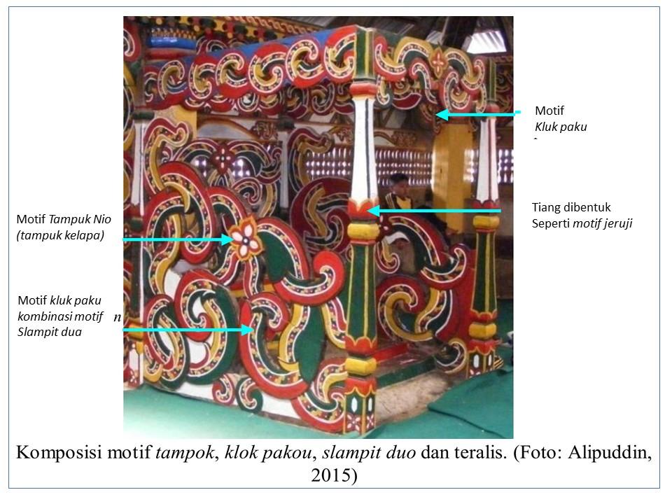 Malpu 314 Bentuk Ornamen Masjid Keramat Lempur Kerinci 3