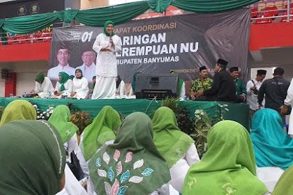 Jelang Pilpres, Perempuan NU Diingatkan Siap Menangkan Jokowi-Ma'ruf