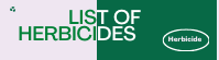 Mixture herbicides examples list