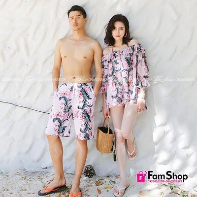 Shop đồ đi biển tại Long Biên