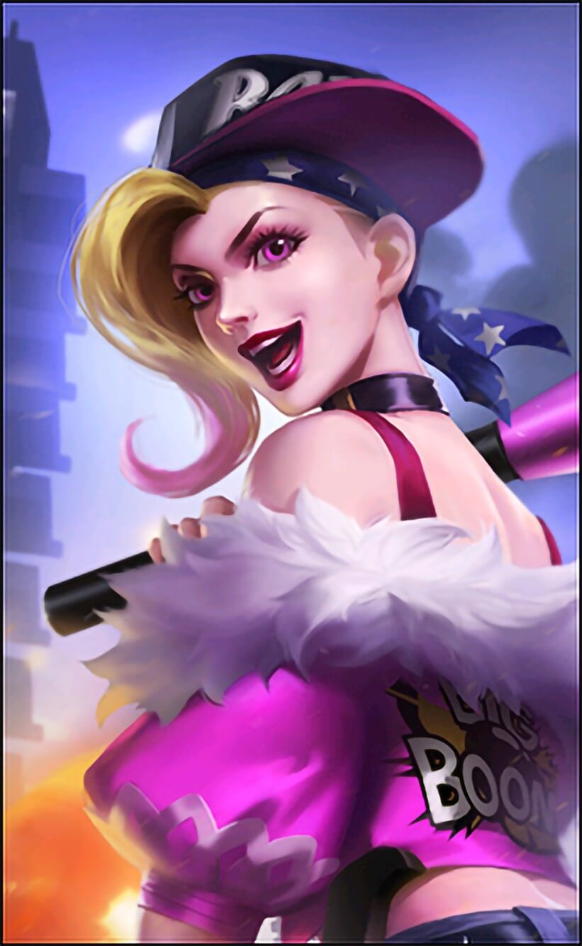 Wallpaper Fanny Punk Princess HD for Android and iOS