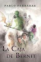 """Portada del libro """"La caja de Bernit"""", de Pablo Ferradas Pérez"""