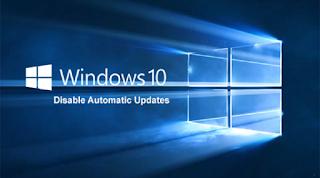 Tutorial Lengkap Mematikan Fitur Update Otomatis di Windows 10