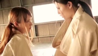 PornHub • Having sex with two young Japanese fighting girls