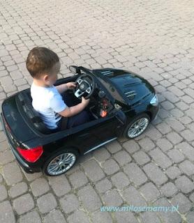 Podróż z dzieckiem samochodem