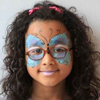 Explore Easy Face Painting Ideas : Have Fun With Your Family