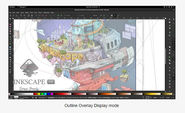 inkscape 1.1 Outline overlay opacity