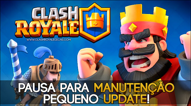 Pequeno Update Clash Royale: Balanceamento de cards e mais...