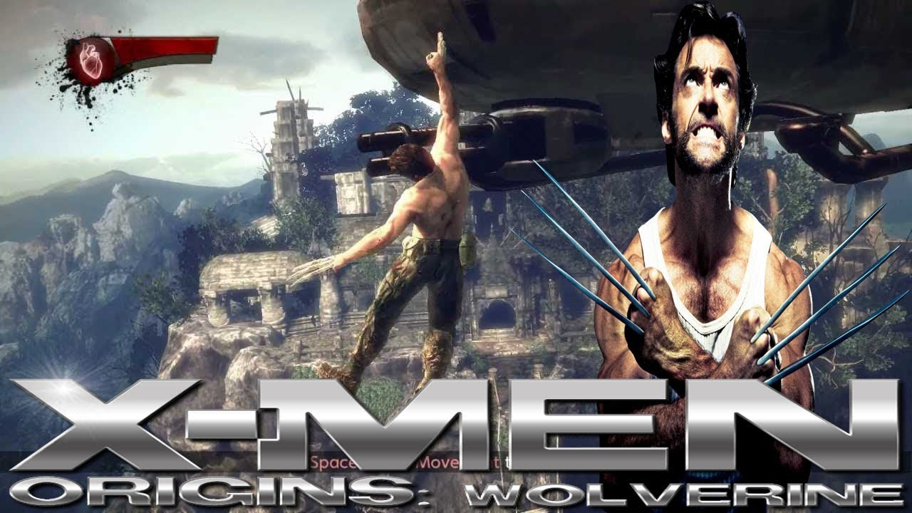 X MEN ORIGINS: WOLVERINE FOR ANDROID ISO FILE+PSP DOWNLOAD