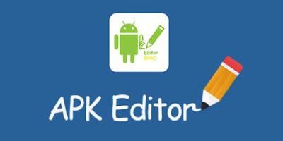 تطبيق APK Editor Pro, تطبيق تعديل التطبيقات والالعاب, برنامج تعديل تطبيقات الاندرويد, التعديل على التطبيقات