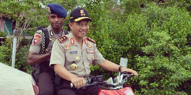 Calon Kapolri Tito Karnavian minta polisi rajin blusukan dan melek media sosial