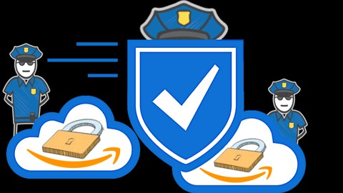AWS Cloud Security: Learn to Protect & Defend your resources
