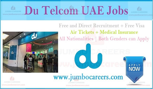 Details of Dubai jobs, Available job vacancies in UAE,